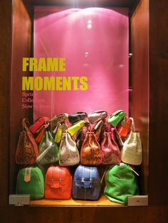 Frame Moments SS 2013