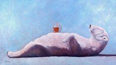 Polar Beer.  WIll Bullas