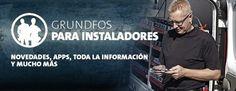 Grundfos para Instaladores: la nueva plataforma online para los profesionales del sector.