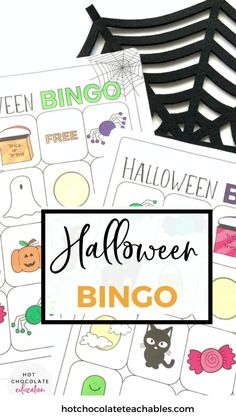 Practice Halloween vocabulary with your students in October