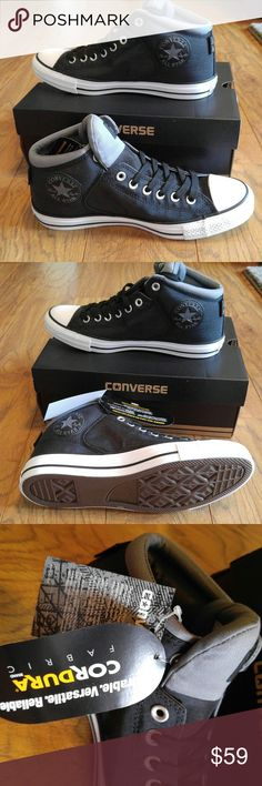 🆕Converse unisex new in box Brand new in Box.  Mens size 8, women's size 10. Durable plush material for extending the good looks of this classic style!  Quick ship👍 Thank you for shipping with us!🎉💗 Converse Shoes Sneakers