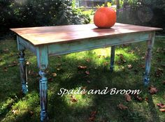 100 year old farm table https://www.facebook.com/spadeandbroom?ref=stream&hc_location=timeline