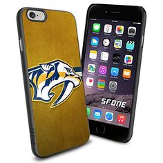 "NHL Nashville Predators iPhone 6 4.7"" Case Cover Protector for iPhone 6 TPU Rubber Case SHUMMA http://www.amazon.com/dp/B00WU2BJM4/ref=cm_sw_r_pi_dp_fLnqvb1BJPSCH"