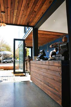 Foghound Studios, Coffee Shop & Showroom _ 2012 - EarthworldEarthworld