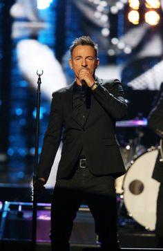 Bruce Springsteen Een aantal keer The BruceBand uit Amersfoort mogen mixen. Heerlijke en beregoede Tributeband