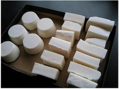 Diy Soap : DIY Natural Handmade Soap Recipe Without Using Lye or Caustic Soda