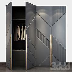 Wardrobe Door Designs, Wardrobe Design Bedroom, Bedroom Bed Design, Wardrobe Doors, Modern Wardrobe, Cabinet Door Designs, Bedroom Cupboard Designs, Wardrobe Furniture, Cabinet Furniture