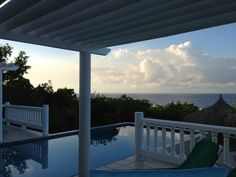 The wonderful villa Coral Estate