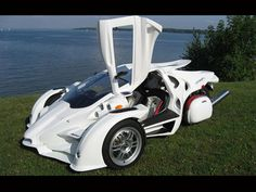 White Aero 3S T-Rex ..... u have to admit that looks awesome!