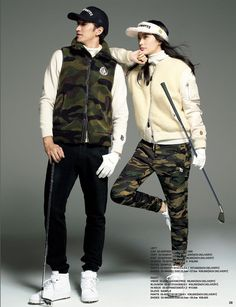 Irresistible Looking Great Ladies Golf Fashion Ideas. Mesmerizing Looking Great Ladies Golf Fashion Ideas. Mens Golf Fashion, Sport Fashion, Golf Attire, Golf Outfit, Evolution Of Fashion, Golf Wear, Golf Pants, Play Golf, Winter Sports
