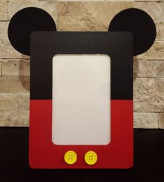 Mickey Mouse Crafts, Minnie Y Mickey Mouse, Mickey Mouse First Birthday, Mickey Party, Elmo Party, Elmo Birthday, Dinosaur Party, Dinosaur Birthday, Mickey Mouse Picture Frames