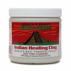Aztec Secret Indian Healing Clay - Makeupalley 4.4/5 (506 reviews) | great