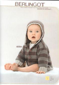 Phildar 31 bebek giysileri