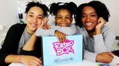 DECOUVERTE DE LA RETRO BOX AVEC ANAIS ET MAELLIA (DEGUSTATION) - Unboxing Box des années 80 et 90 - #RetroBox
