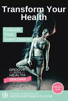 The Groove into Health Challenge is a 30-day fitness, nutrition, and support-focused journey that gives healthy a fun new meaning with a dancing fitness program, customized meal plans, and one-on-one accountability to help meet your health goals. Click the banner to learn more.