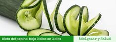 Less time in the kitchen means more time doing what you want to do – and these cucumber recipes definitely mean less time in the kitchen. They are quick to prepare, sooo yummy, and nutritious too! Healthy Skin, Healthy Snacks, Healthy Eating, Types Of Lettuce, Cucumber Recipes, Lose 15 Pounds, Eating Raw, Detox Drinks, Fruits And Vegetables