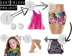 """maddie's dance outfit"" by naomiabc123 ❤ liked on Polyvore"