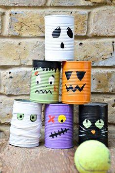 Brincadeiras de Halloween, Jogos de halloween, Festinha de hallo
