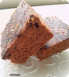 Juhlattaren Kakkublogi: Fazeriina- piirakka Baking Recipes, Cake Recipes, Finnish Recipes, Cake Bars, Sweet Pie, Recipes From Heaven, Piece Of Cakes, Something Sweet, Baked Goods