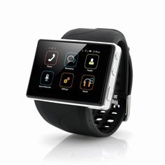 3G Android Watch Phone 'FineWatch'  Read more at http://bestchinatablets.blogspot.com/2014/07/best-smart-android-watches-from-china.html