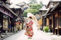 色打掛&白無垢で*京都巡って前撮り の画像|*ウェディングフォト elle pupa blog*