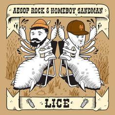 Aesop Rock & Homeboy Sandman - LICE (EP)Aesop Rock & Homeboy Sandman - LICE (EP)