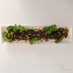 Redemption Lentil Salad Checkout our blog for full recipe #salads #healthy-eating #lentils #raisins #lentilsalad #homecooking
