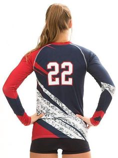 New for 2016 the Victory Roxamation Sublimated Volleyball Jerseys is a jersey of American pride. Customize this Uniform with our custom uniform designer in your team colors. Volleyball Uniforms, Female Volleyball Players, Women Volleyball, Bowling Outfit, Bowling Shirts, Athletic Women, Sport Girl, Football Shirts, Ladies Dress Design