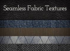 Excellent set of seamless fabric textures and patterns. Fabric Textures, Fabric Patterns, Vector Library, Z Index, Wallpaper Backgrounds, Wallpapers, Textured Wallpaper, Vector Graphics, Printables