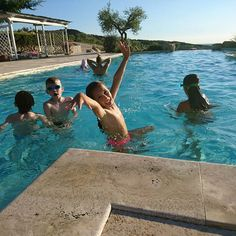 Two #summer #family #fattorialapieve #toscana #relax