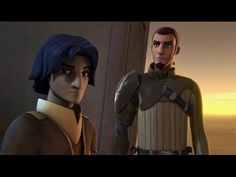 Star Wars Rebels: Kanan and Ezra - Right Here - YouTube  This is by jedi music beats who is a great youtuber  I love this video so much as well as the song