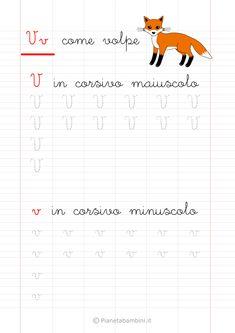 Pregrafismo-Lettera-V-Corsivo