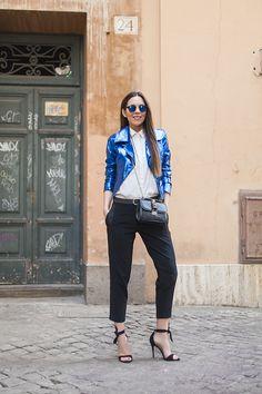 Irene's Closet - Fashion blogger outfit e streetstyle  