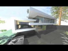 Individuelles Architekten Wohnhaus Mit Panoramablick   YouTube