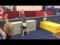 All the handstand forward roll drills   Swing Big!
