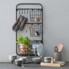 Elegant storage unit fit for kitchen and creative nook. Storage unit, price per item DKK 216,00 / ISK 5688 / SEK 298,00 / NOK 309,00 / EUR 30,29 / GBP 28,68