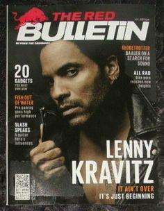 THE RED BULLETIN Magazine OCTOBER 2014 ON THE COVER: Musician Lenny Kravitz