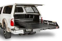Commercial Truck Bed Cargo Slide