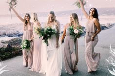 18 Non Traditional Bridesmaid Dresses For Unique Stylish S