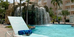 Here's a few of Brendan from La Mesa, CA winning pins...#CCPintoWin    Waterfall into the pool - Tropicana Aruba #CCPintoWin