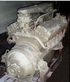 Ford GAA Aluminum WWII Tank V8