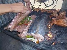 How to Braai a Snoek. There are two ways of braaing a snoek: Braai Recipes, South African Recipes, Beef, Grid, Magazine, Meat, Magazines, Ox, Ground Beef