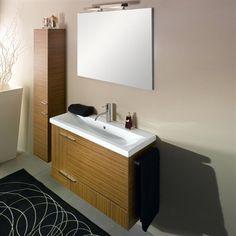 Nameeks Set NS1 Simple Bathroom Vanity