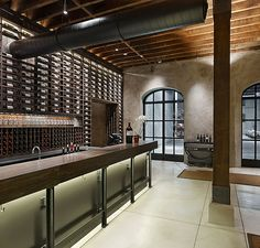 6 Chic Winery Tasting Rooms in St. Helena, California