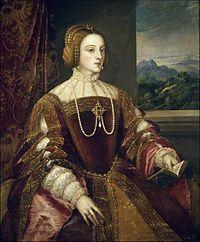 Isabel de Portugal, imperatriz do Sacro Império Romano-Germânico – Wikipédia, a enciclopédia livre