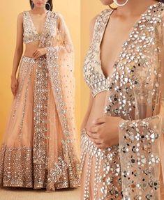 Lehnga Dress 295056213089699958 Source by dresses indian Dress Indian Style, Indian Dresses, Ethnic Outfits, Indian Outfits, Indian Designer Outfits, Designer Dresses, Bollywood Outfits, Lehnga Dress, Pakistani Wedding Outfits