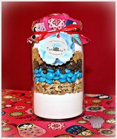 DIY Cookies Geschenke Mix I www.sweetundstyle.blogspot.de