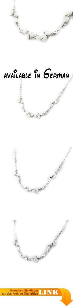B006DWBS1E : Les Trésors De Lily [I2594] - Halskette silber 'Déesse Opale' weiß.. Europäische Schöpfung Sammlung : Déesse Opale Farbe(n) : Weiß Material : silber Zielgruppe : Damen. Größe : 40 cm x 4 cm x 1 cm. Alle unsere Produkte sind auf Lager in Frankreich (GRENOBLE Region) und schickte den gleichen Tag für jeden Auftrag der vor 15h platziert wurde. Das Paket kommt in Ihrem Haus im Allgemeinen in 2 bis 5 Tage an.