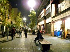 Calle Regina. / Regina street.