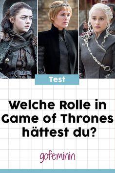 Test: Welcher Game of Thrones Charakter wärst du? #gameofthrones #GOT